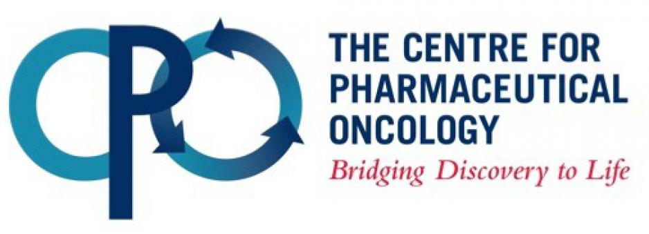 Centre for Pharmaceutical Oncology logo